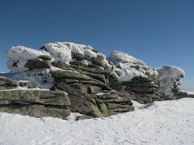 Harrachovy kameny.