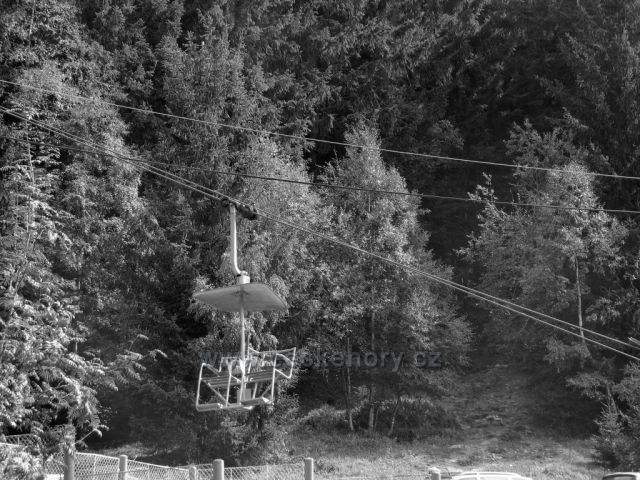 LD Sněžka,sedačka. (1949-2012)