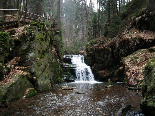Nízký Jeseník-Rešovské vodopády