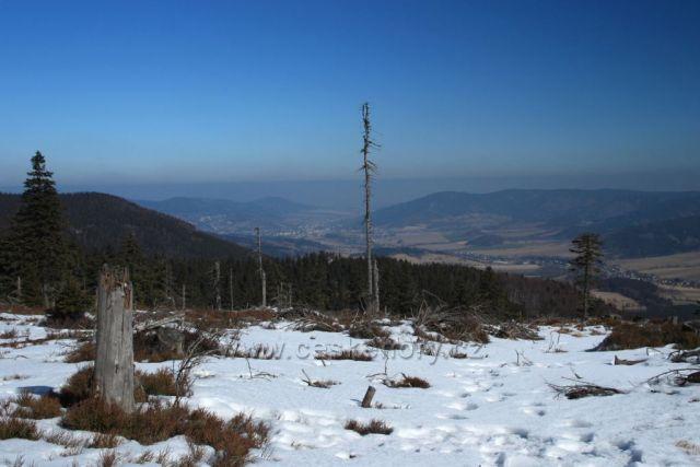 Nad Sněžnou kotlinou
