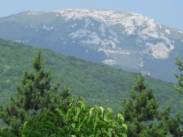 cestou na Plitvická jezera