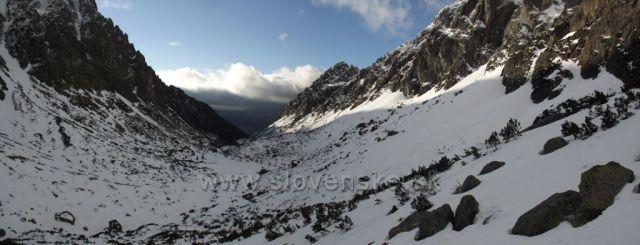 ...Malá Studená dolina/marec 2014