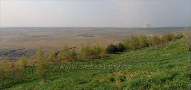 Ahníkov - šachta