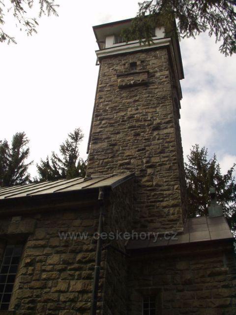 Kaple na Kozubové