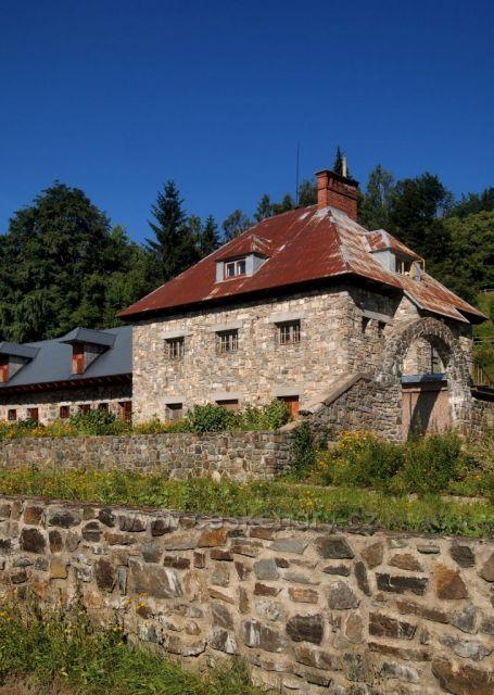 Hrubý Jeseník - Kouty nad Desnou nedaleko rozc. chata Sokolka (žlutá TZ)