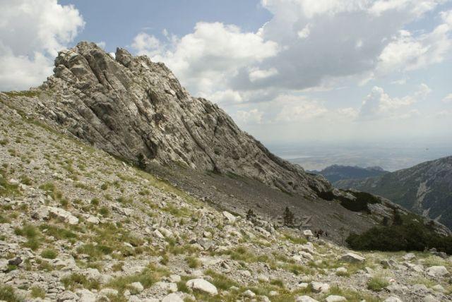 Pohoří Velebit/Paklenica