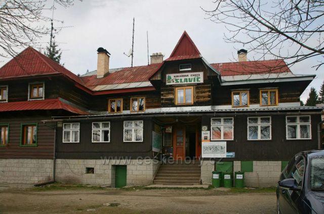 turistická chata Slavíč