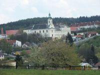 klášter Letovice