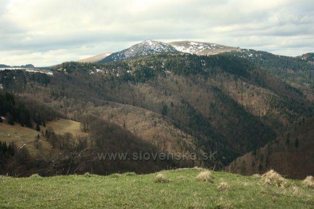 Suchý vrch-Ostredok