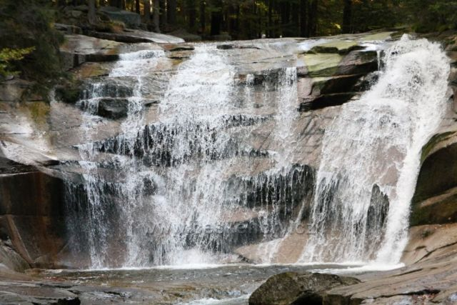 Mumlavské vodopády 1