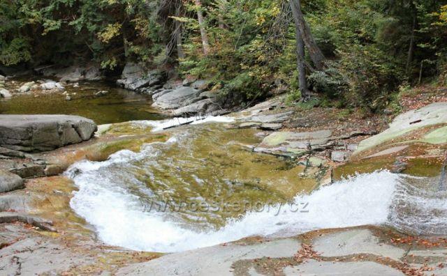 Mumlavské vodopády 2