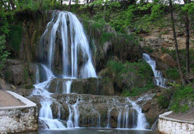 Lúčanský vodopád