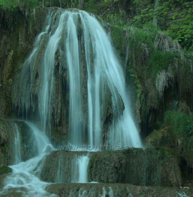 Lúčanský vodopád III.