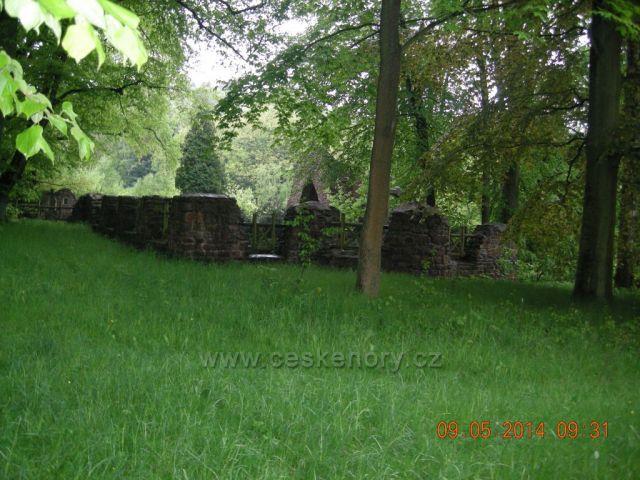 starý vojenský hřbitov