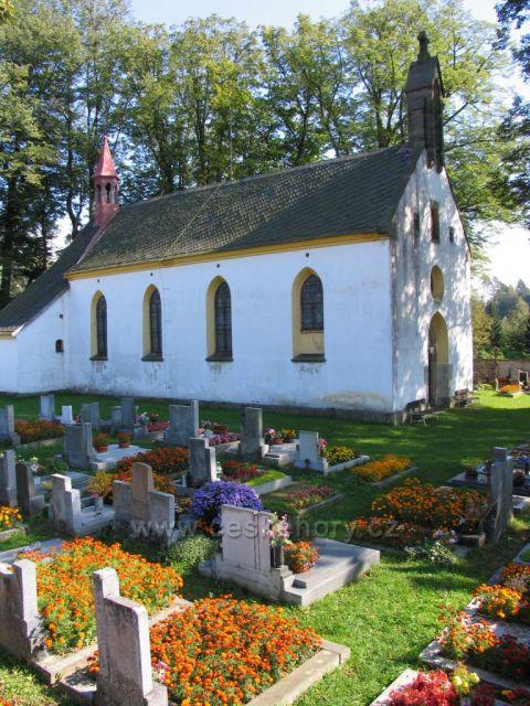 Kostal sv. Mikuláše u Rváčova
