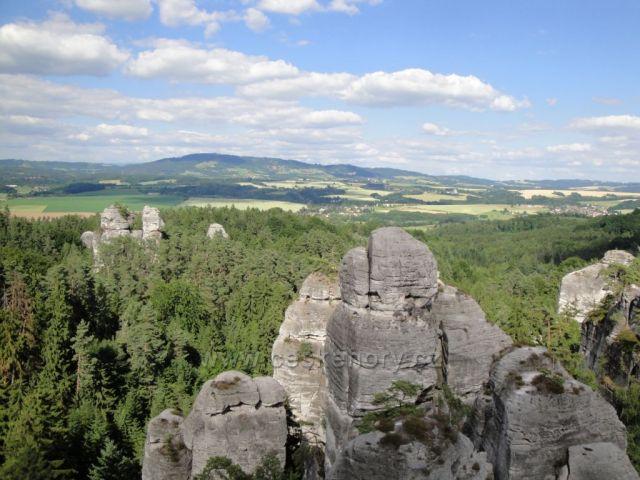 Český ráj - Hruboskalsko