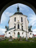 Poutní kostel na Zelené hoře