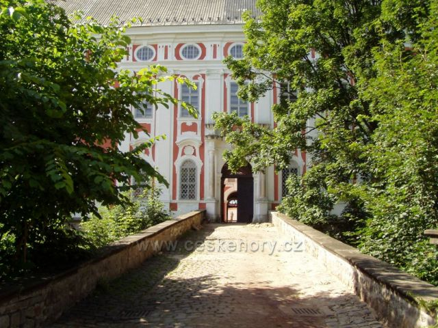 Broumovský klášter 1