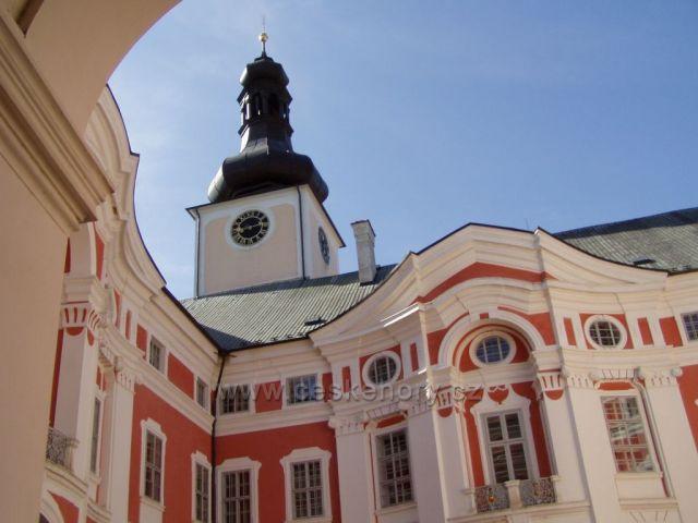 Broumovský klášter 2