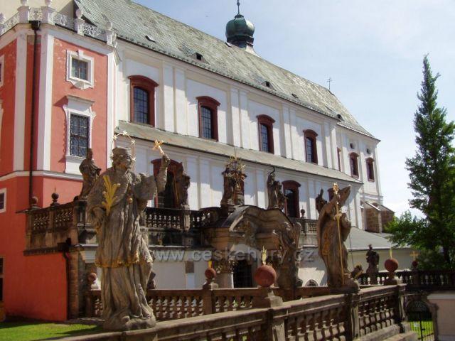 Broumovský klášter 5