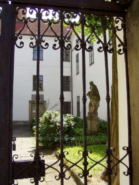 Broumovský klášter 7