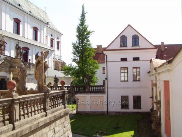 Broumovský klášter 6