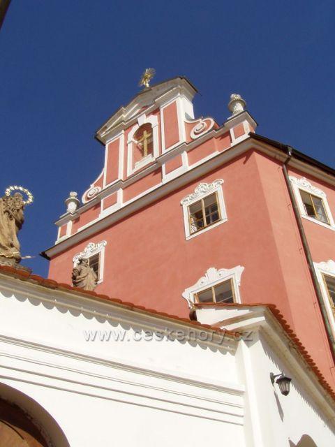 Broumovský klášter 9