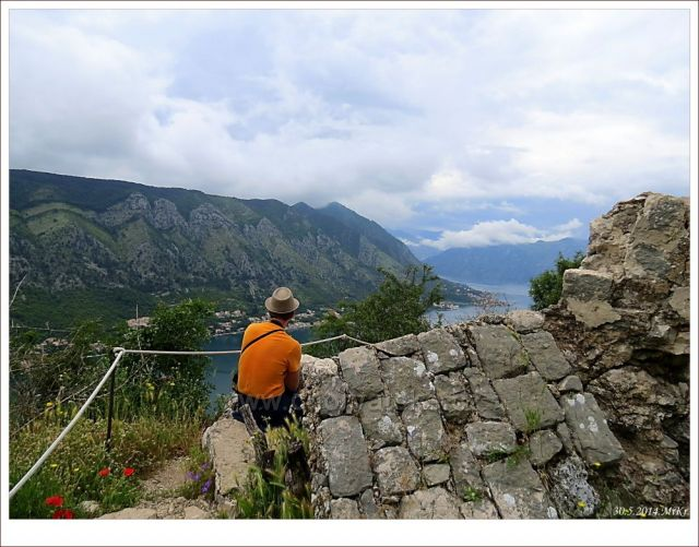 ...výhledy z vrcholu pevnosti