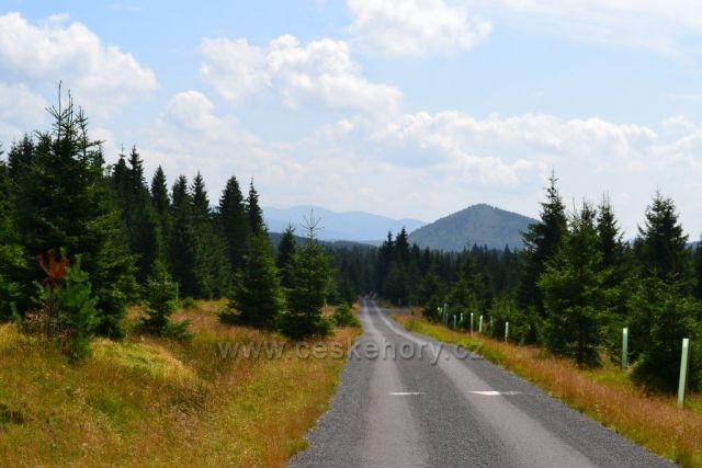Cesta na Jizerku - Bukovec