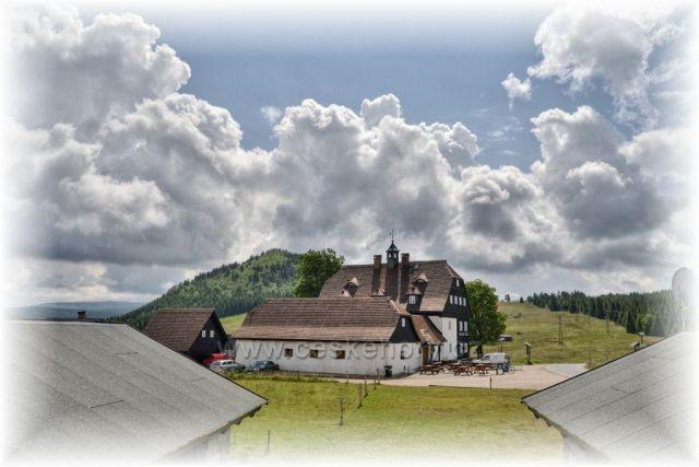 pohled na Bukovec