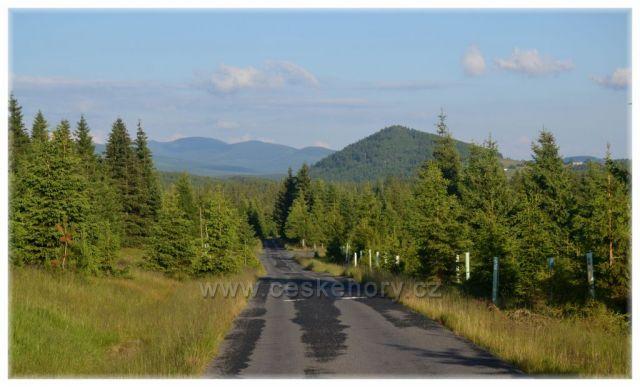 cesta k Bukovci