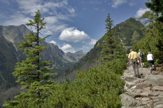 Vysoké Tatry - Výstup na Téryho chatu