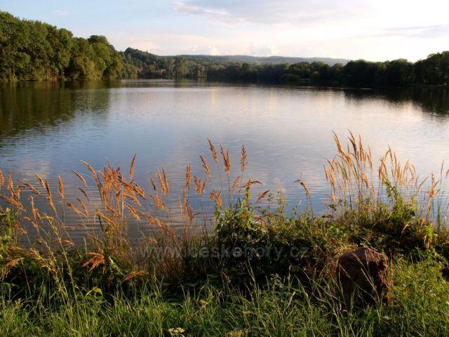 U rybníku Petráň