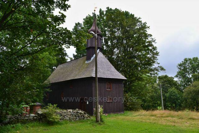 Kaple sv. Josefa v Podlesí, Světlá Hora