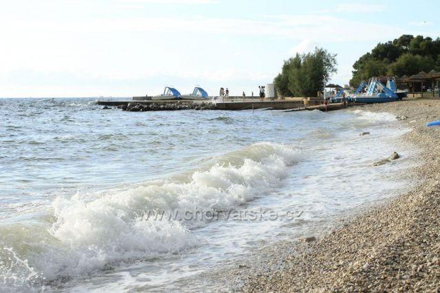 Croatia Poreč pláž
