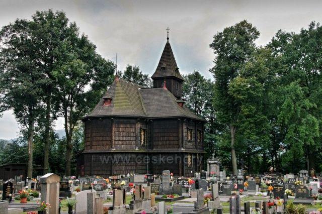 kostelík v Bystřici