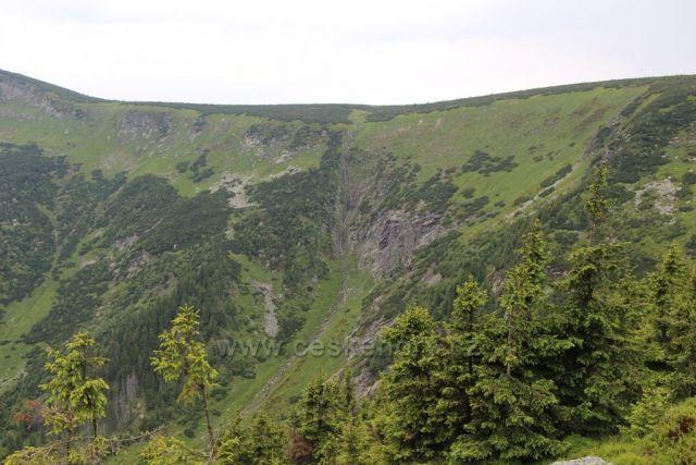 Horní Úpský vodopád