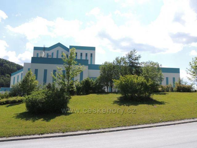 továrna Stomix na Pomezí
