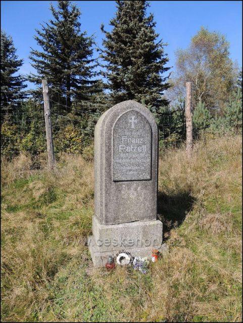 pomník Patzelt