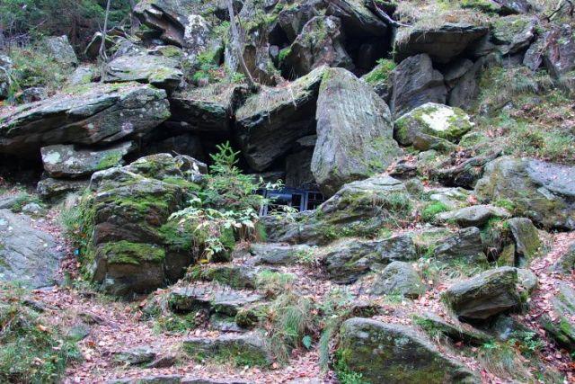 Suchý vrch-Ledová jeskyně