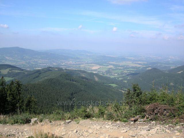 Výstup na Lysou horu