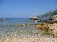 Chorvatsko,Pelješac,zátoka za Potomje