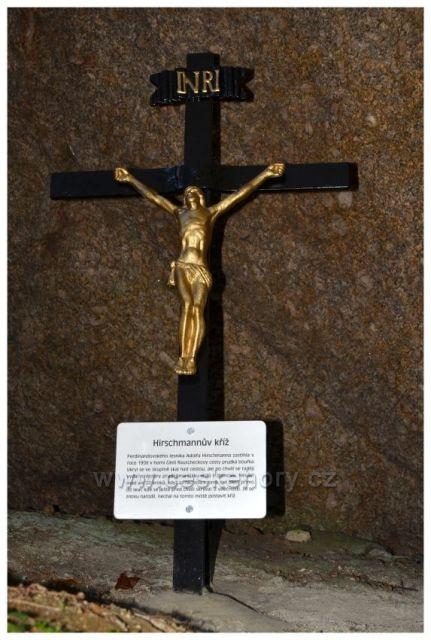 Nový křížek na Rausceho cestě