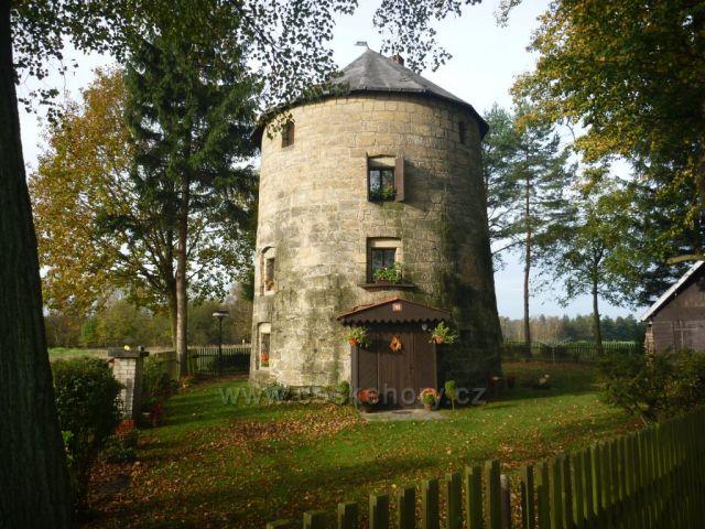 Větrný mlýn-Janov
