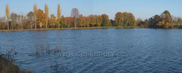 Rybník Petráň