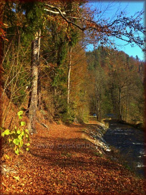 Horní Pomoraví a Hanušovická vrchovina