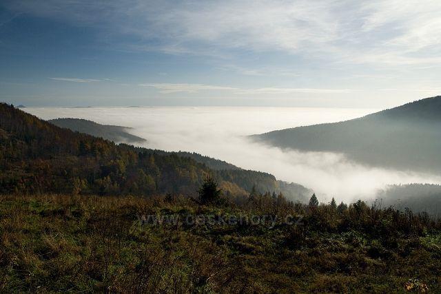 Mlha pod Vitiškou