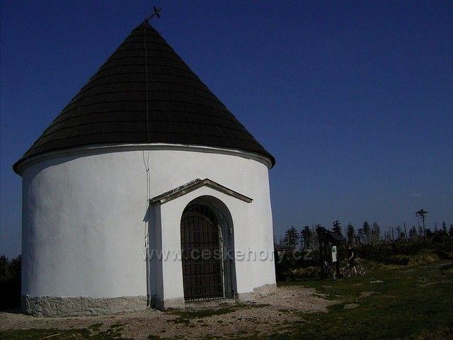Kunštátská kaple (1.035 m)