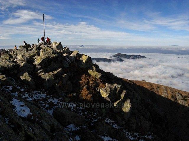 Chopok (2.023 m)