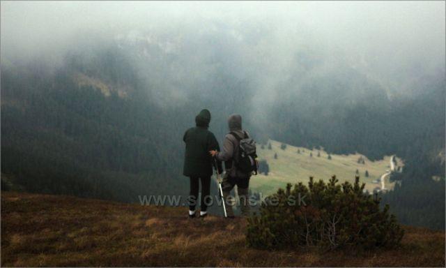 Pohled do Chchlowskej doliny